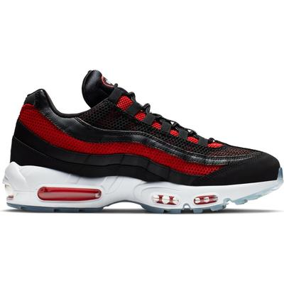 Nike Air Max 95' Black-Red-White MESH