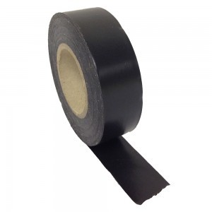 Black PVC tape 19mm