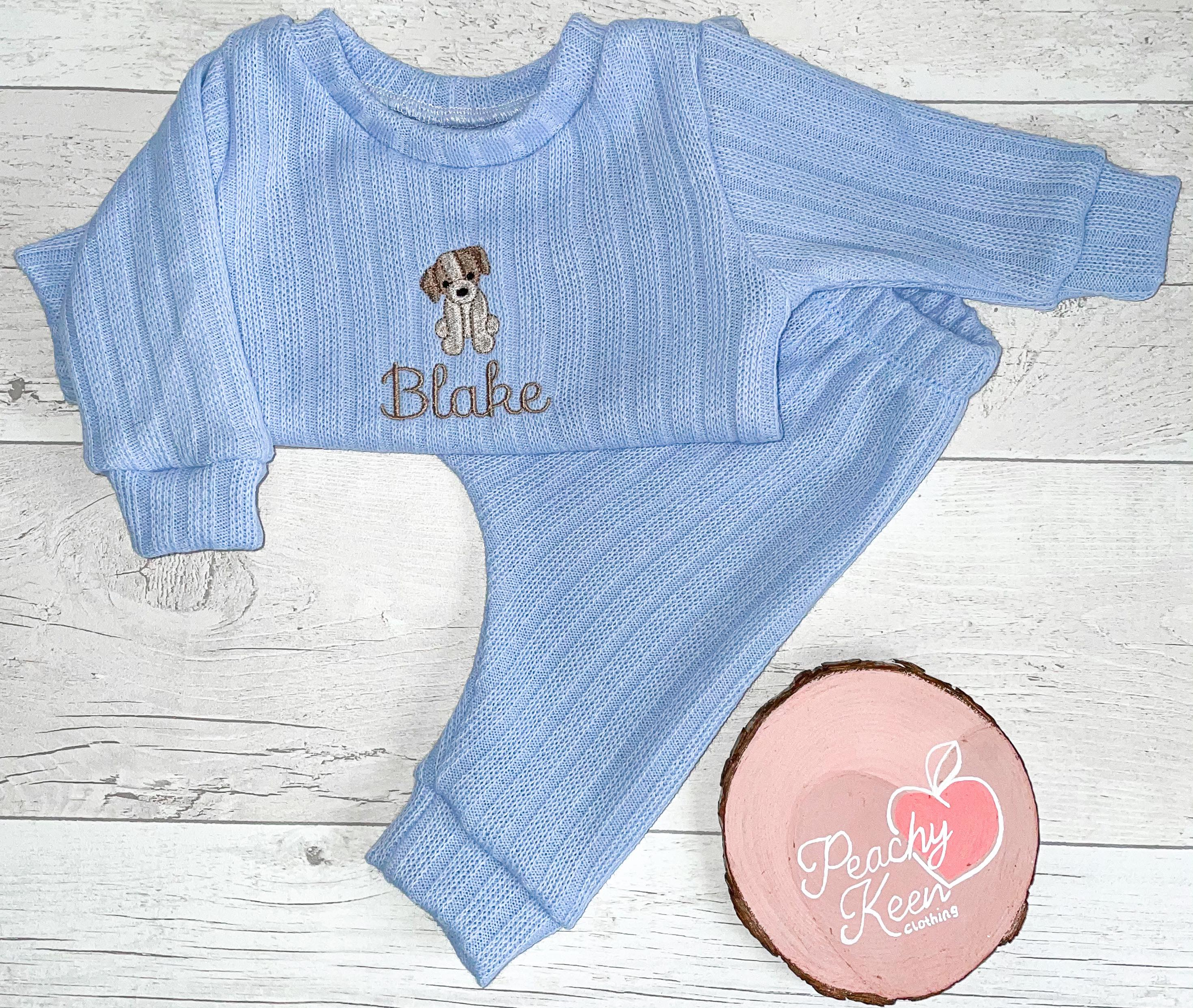 Cosy Canine Set - Blue