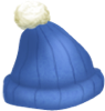 Blue Woolly Hat / Lvl. 19