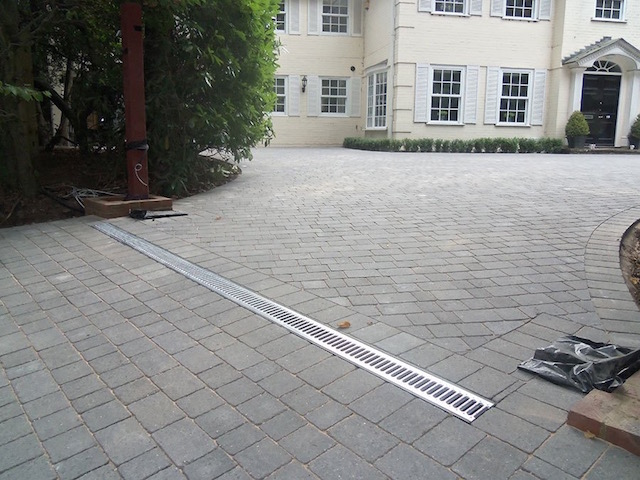 Approved driveway installers West Byfleet