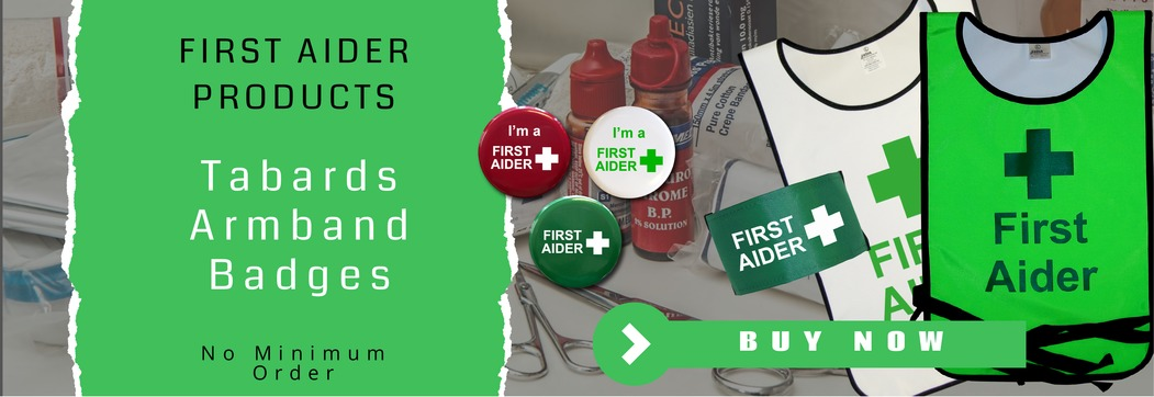 First Aider Products
