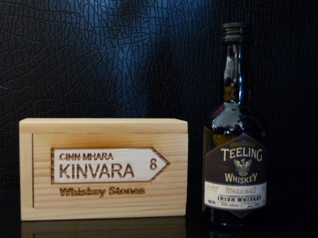 Kinvara Stones and Teeling Gift Set