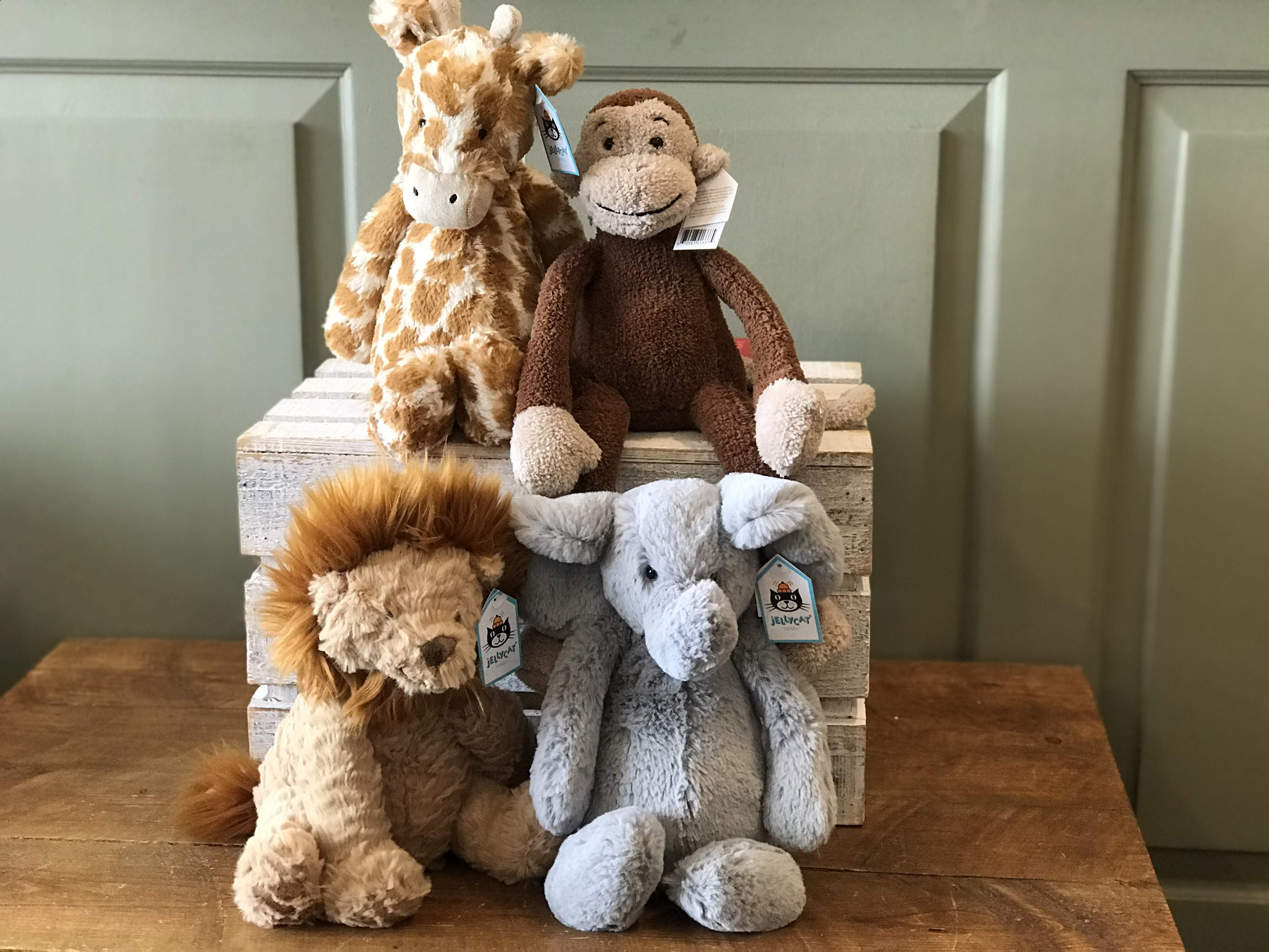 Jellycat Jungle