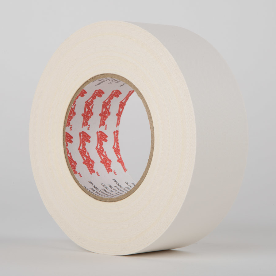 MagTape Original Matt White (50mm by 50 meter) CTMG50W