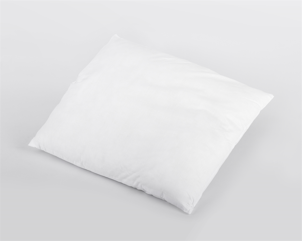 REGULAR ELISABETH PILLOW WHITE - 60 X 70 CM