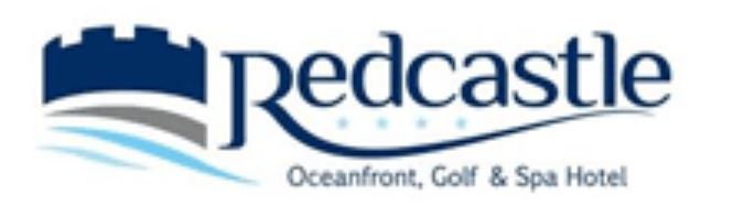 Redcastle Hotel Donegal - Stay Thursday and attend Friday at The Open