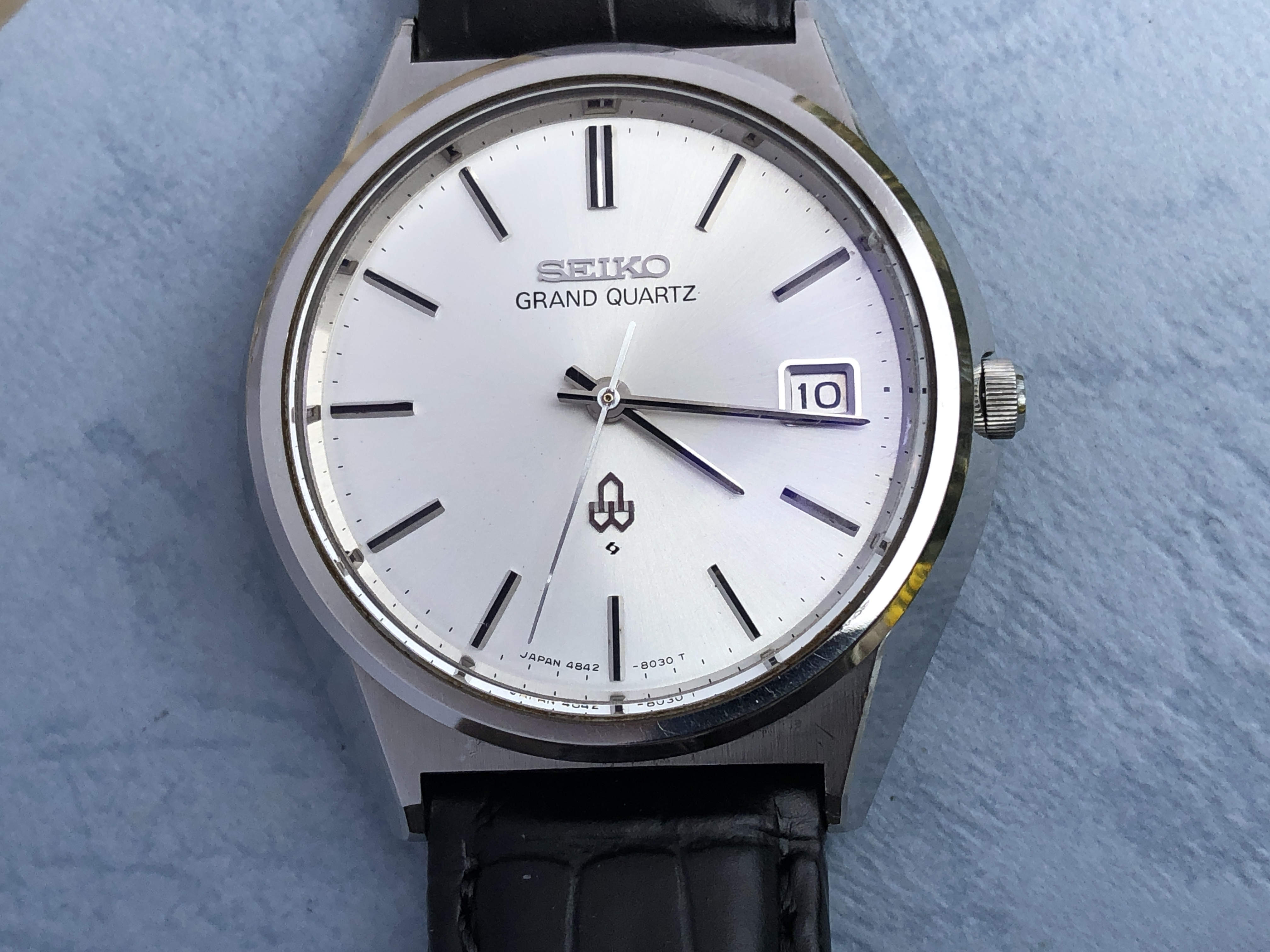 Seiko Grand Quartz 4842-8040 (sold)