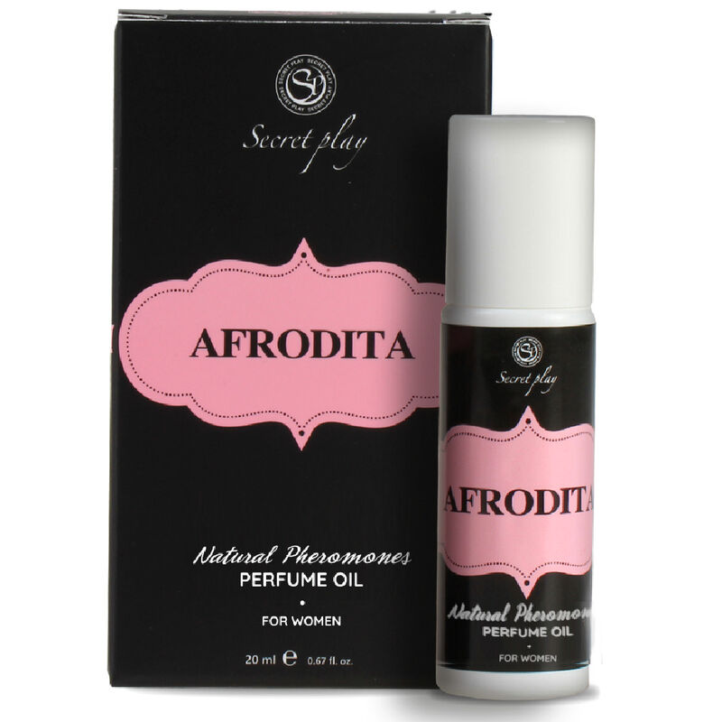 SECRETPLAY PERFUME EN ACEITE AFRODITA 20ML