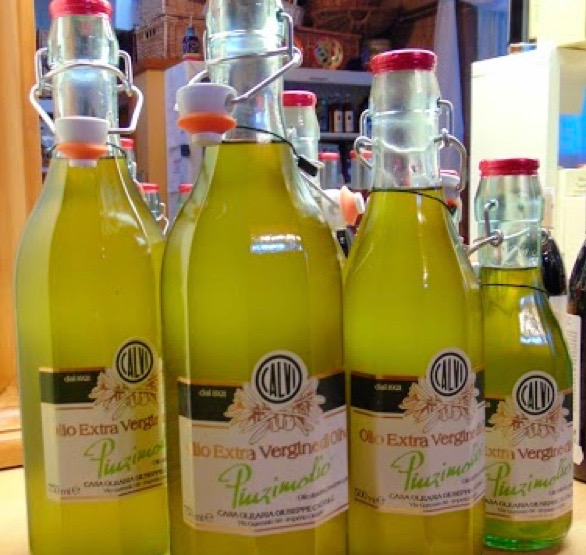 Condiments and Olive Oils at Brambles Deli, Kirkcudbright