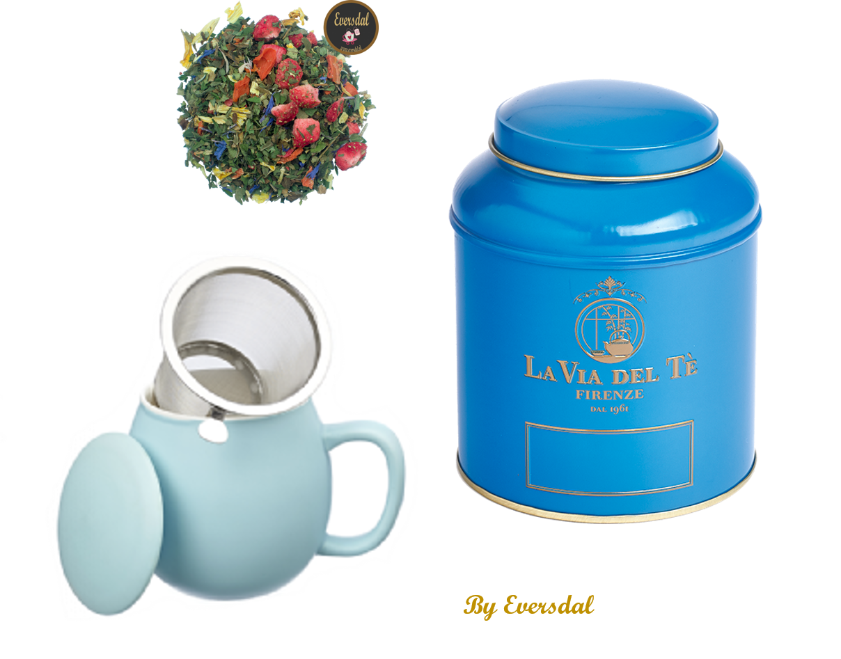 Tea for You in blue
