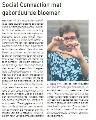 Lokaal in de media | Local in the media