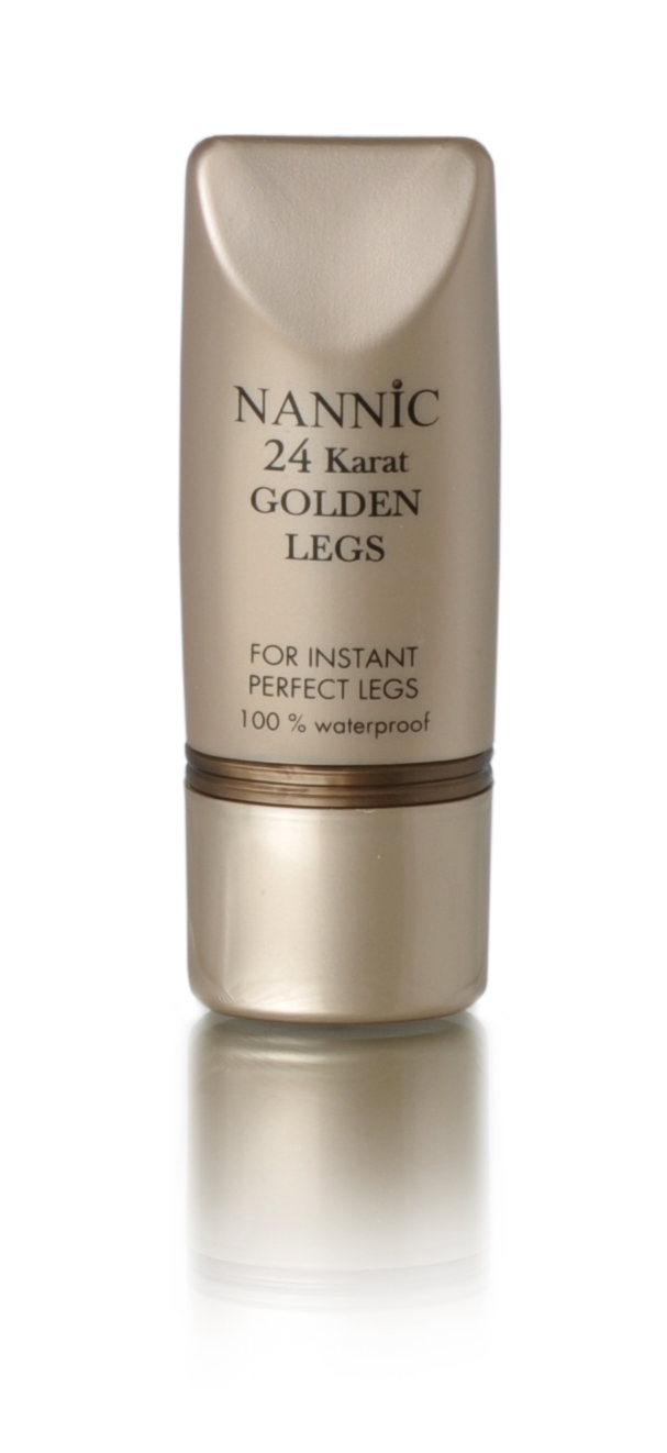 Golden legs 30ml - kleur beige/bronze