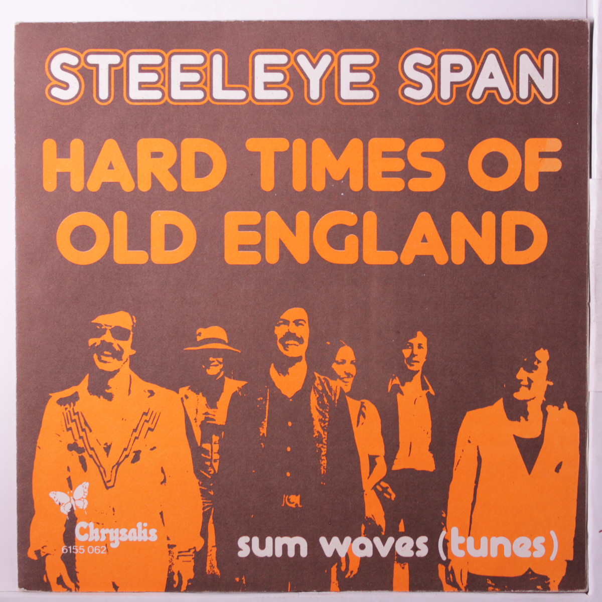 hard time of old england steeleye span