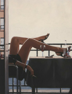 The Temptress Jack Vettriano Limited Edition