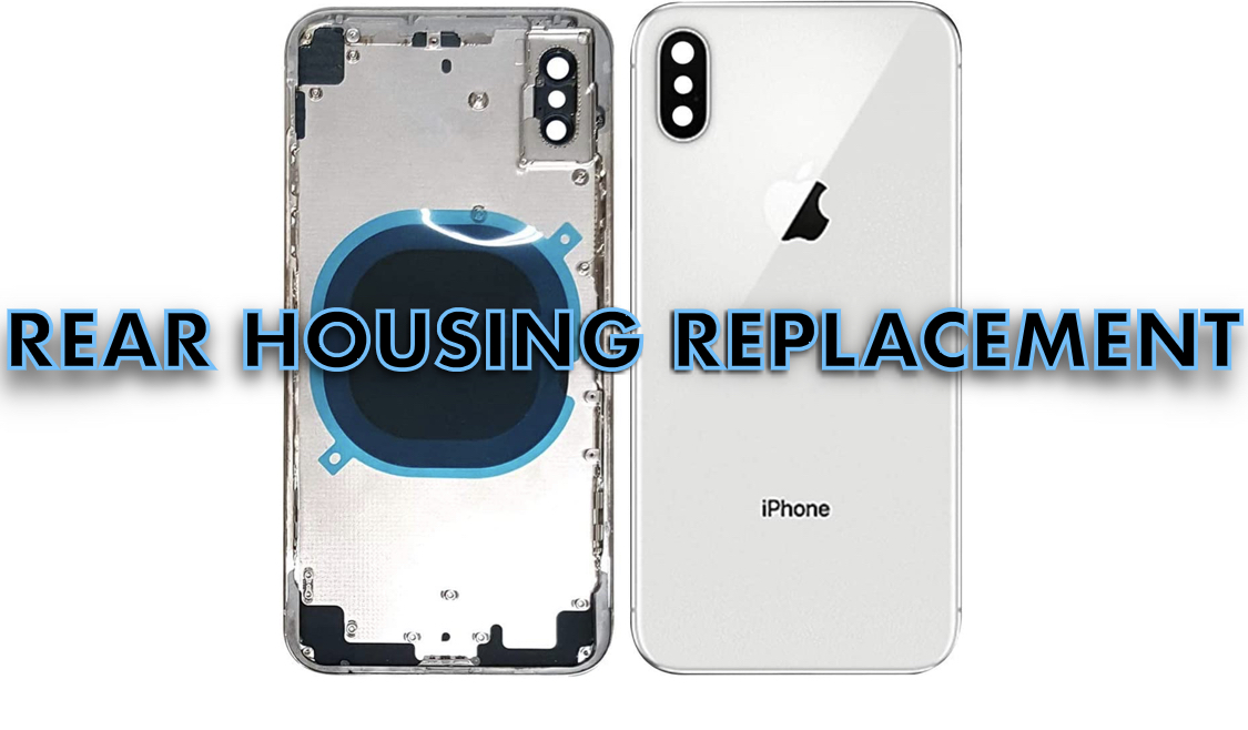 iPhone XS Housing