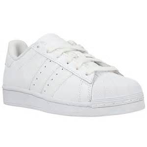 Adidas Super Star White