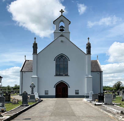 St Patrick's Church, Clogh