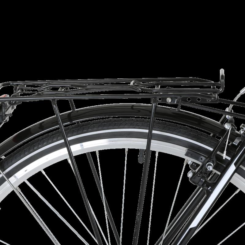 Freespirit Trekker Hybrid Bike Black