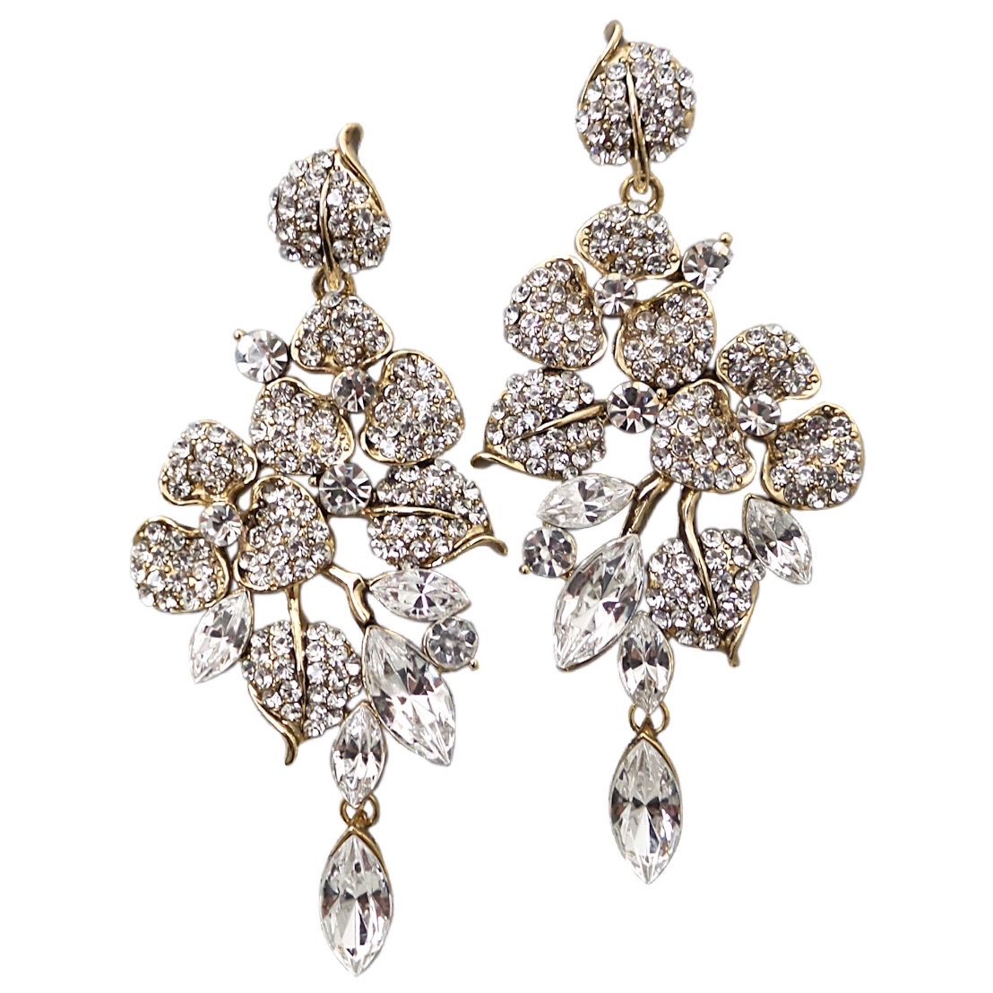 Earrings - DESERT ROSE2/CG