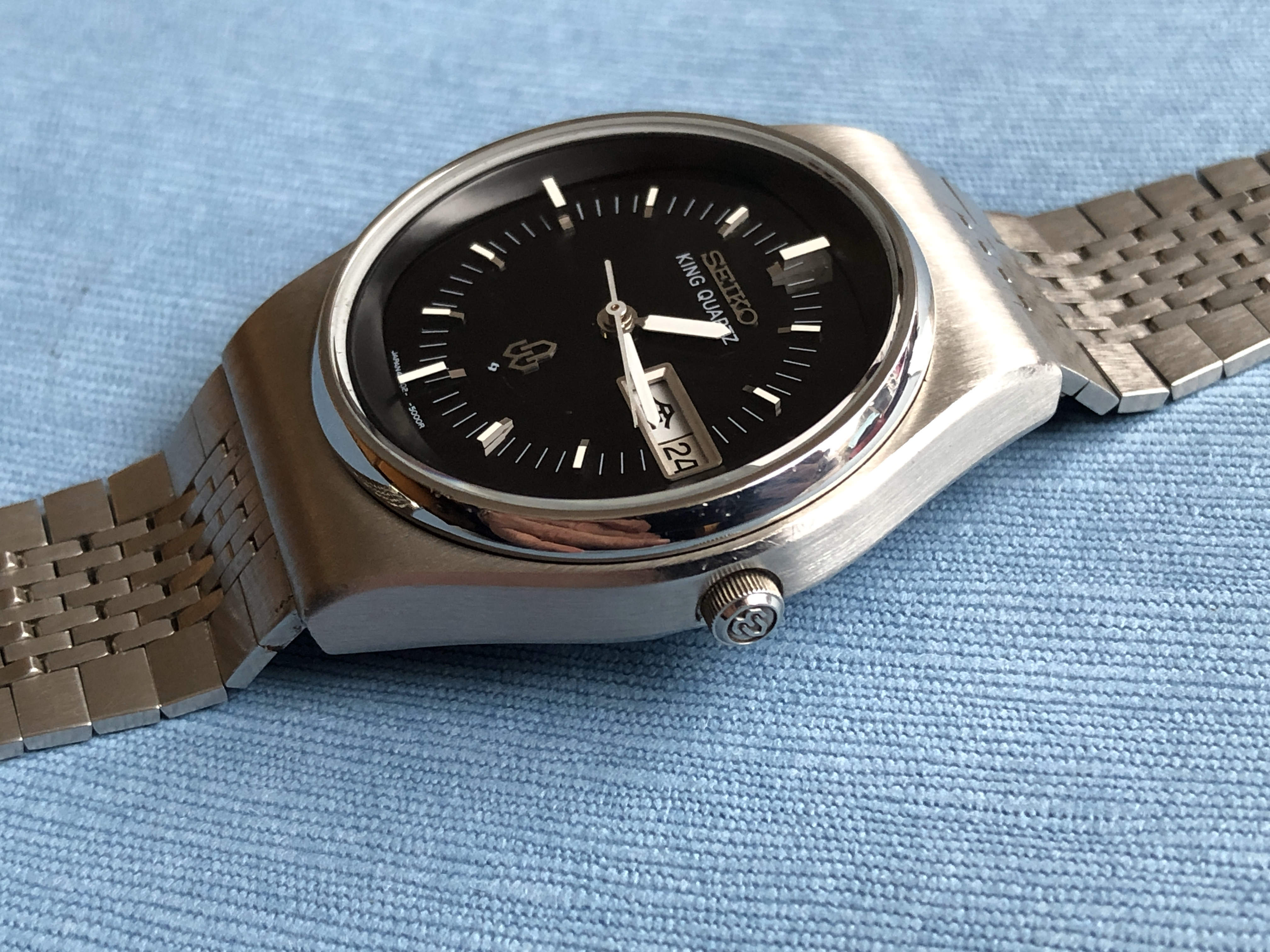Seiko King Quartz 4823-5000 (Sold)