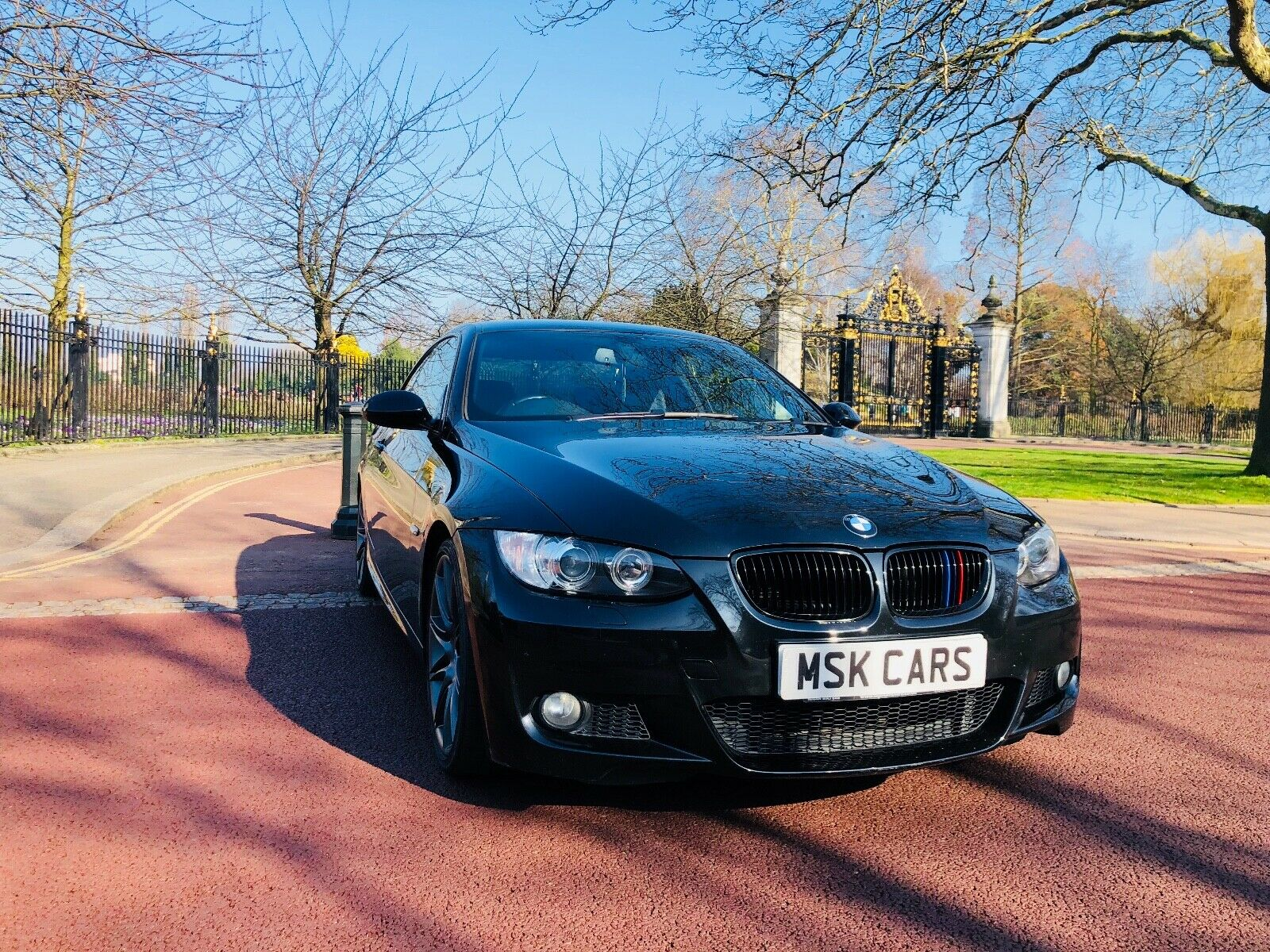2008 BMW 3 Series 2.0 320i M Sport Coupe Petrol