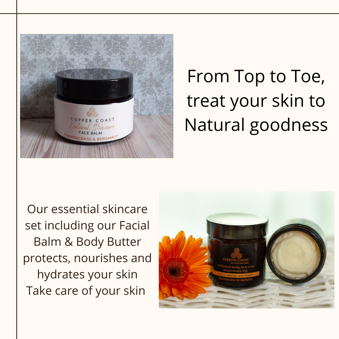 Top to Toe Skincare Set