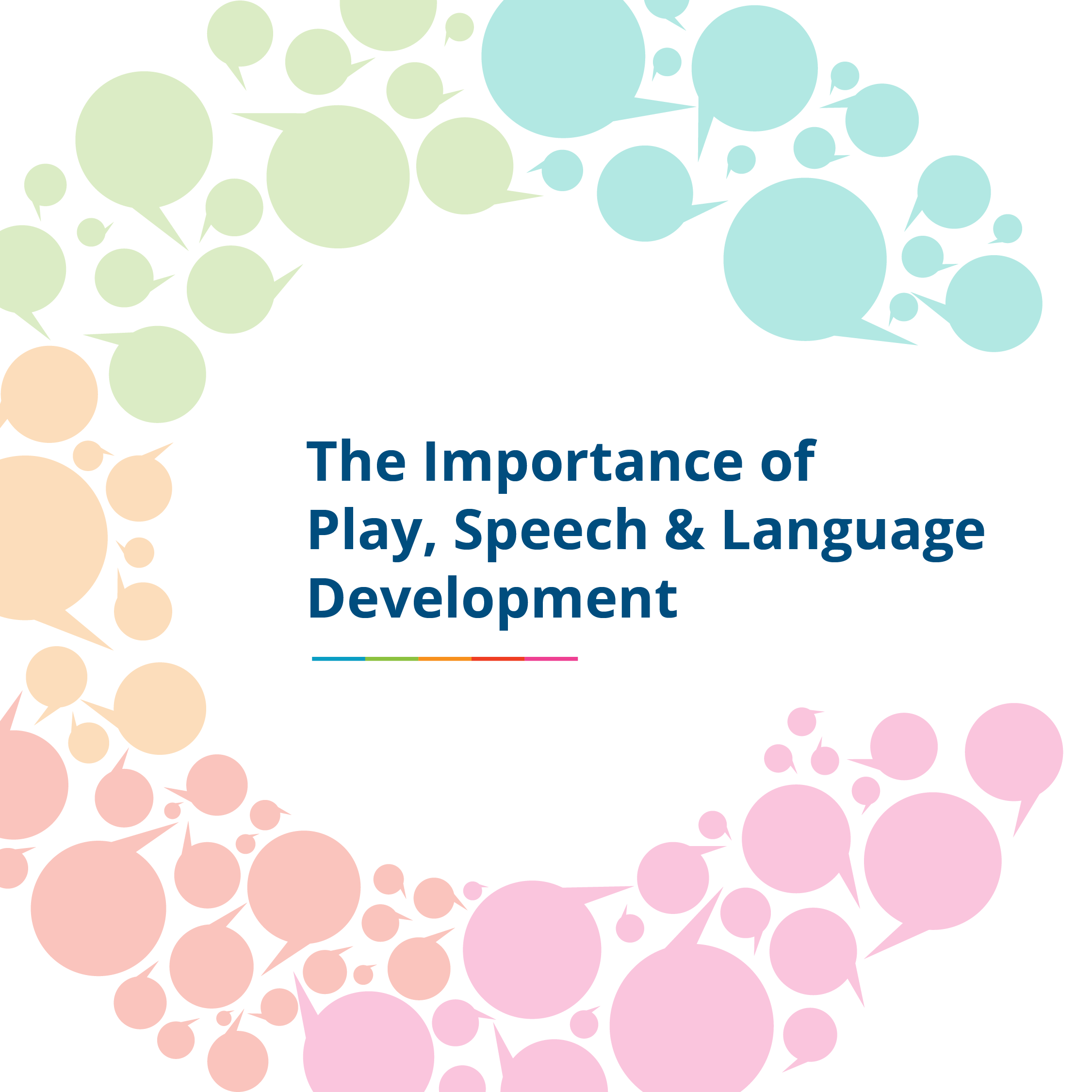The Importance of Play and Speech and Language Development