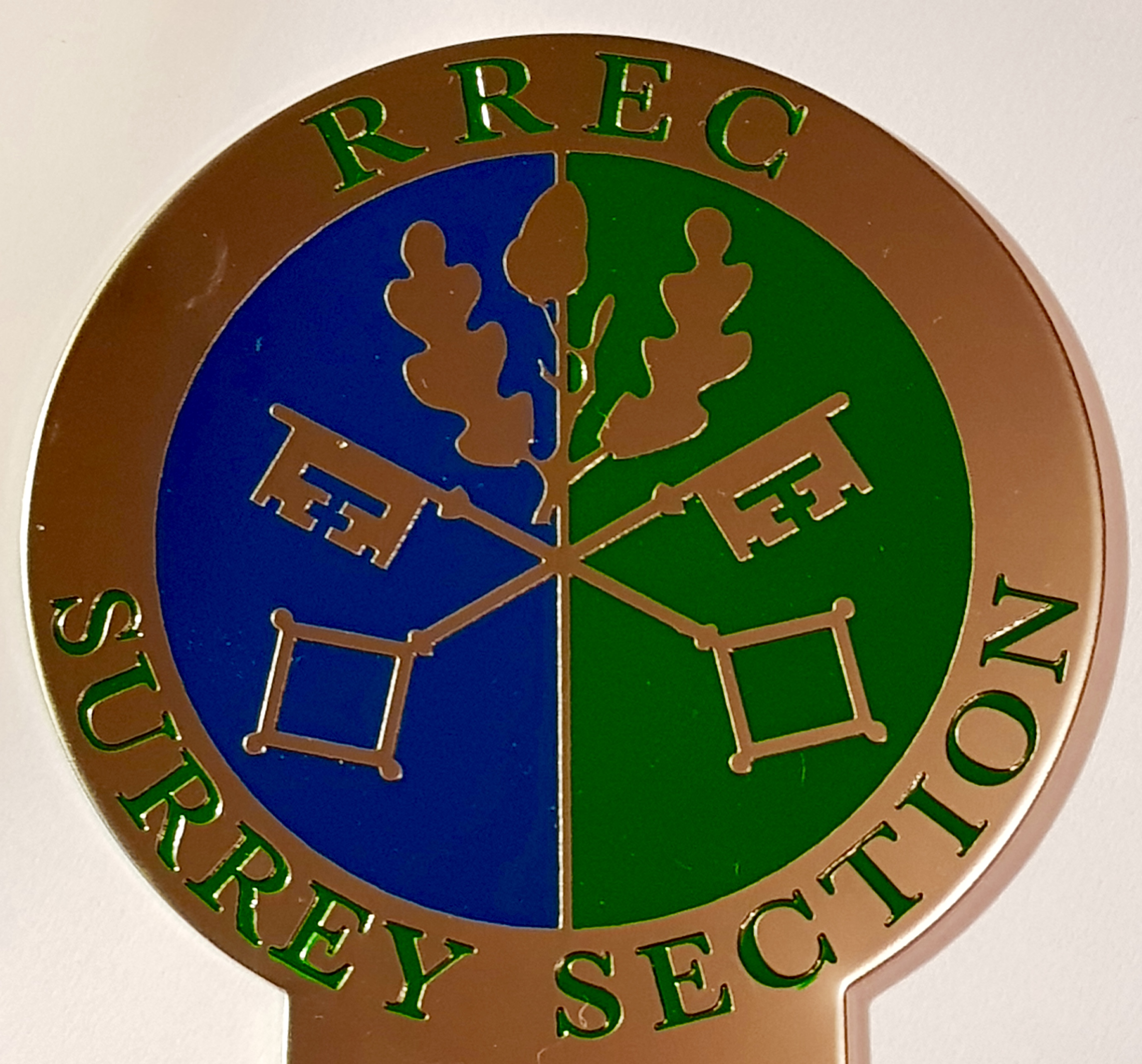 RREC-Surrey Section