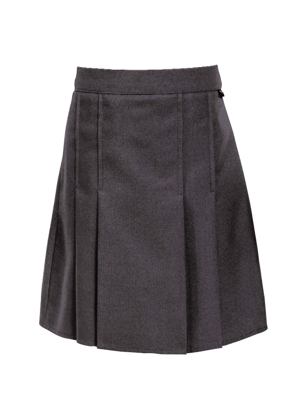 Skirt Girls Grey T20 Primary