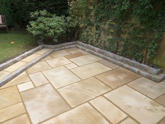 Recommended patio contractors Sunningdale