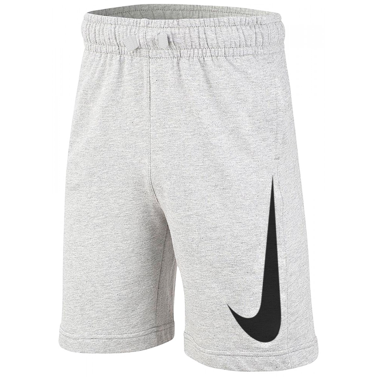Nike NSW Swoosh Short Heather Grey-Black