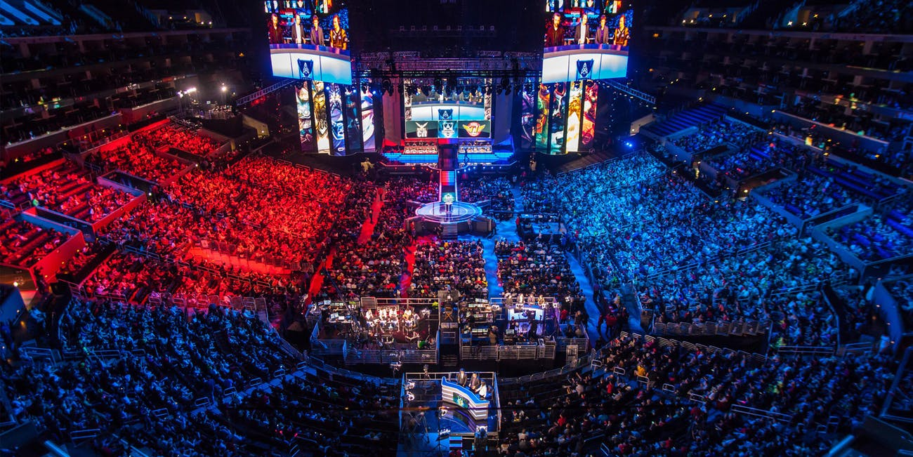 The Rise of E-Sports and Competitive Entertainment Viewing