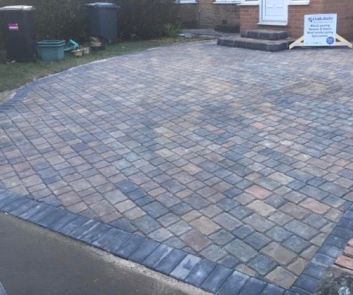 Block paving Durham by Oakdale Driveways