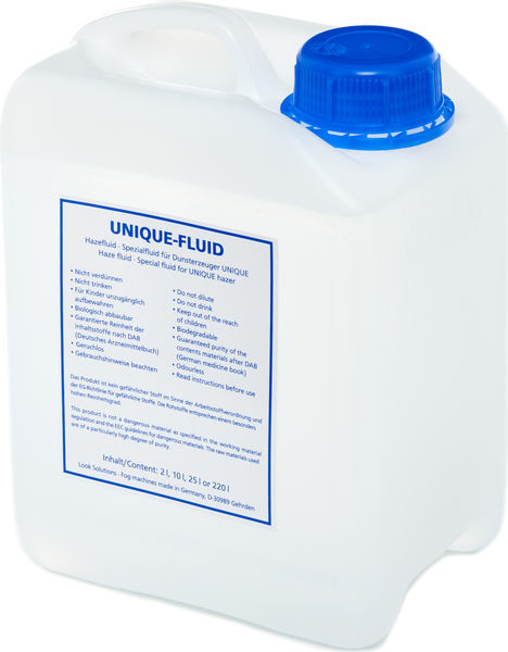 Unique Haze Fluid 2L