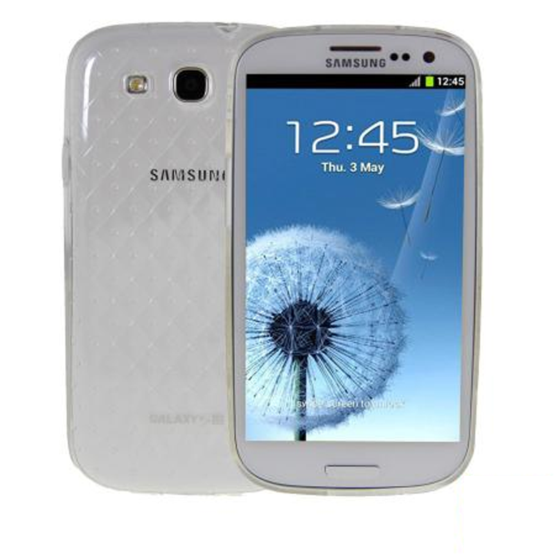 Samsung Galaxy S3 - Diamond TPU Cover