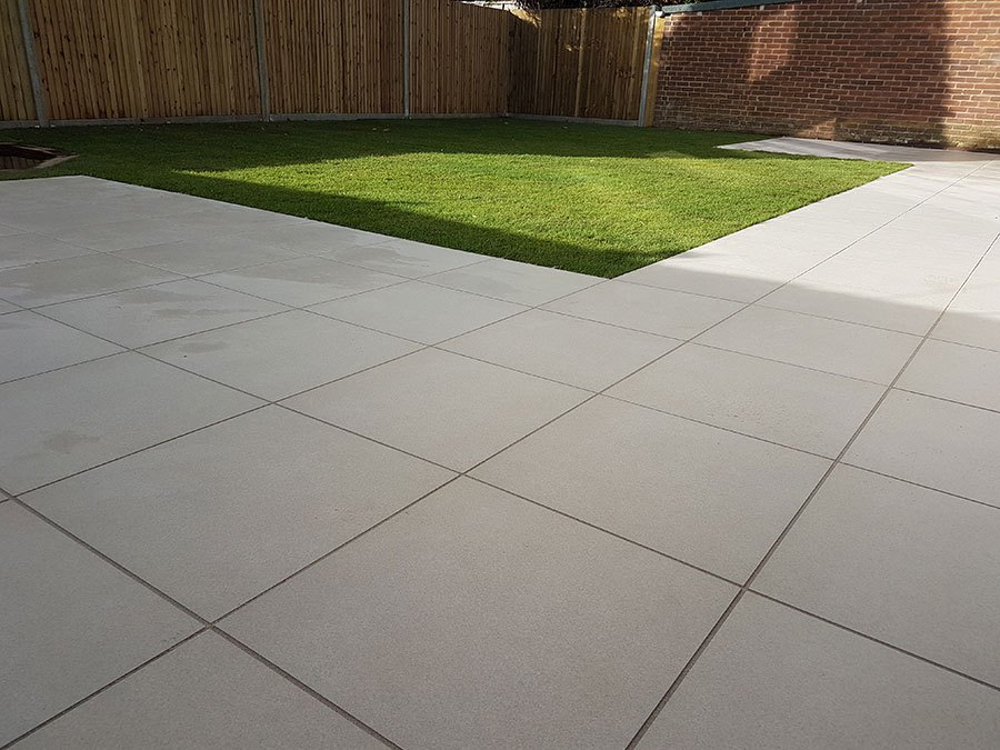 Recommended patio contractors Windsor, Berkshire