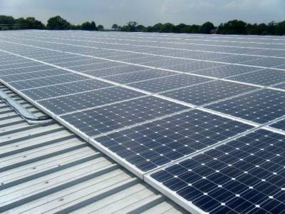 Solar savings of £30k for Midlands food distributor Oakland International