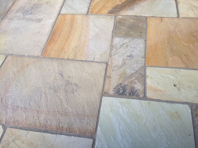 Natural stone patios Datchet, Berkshire