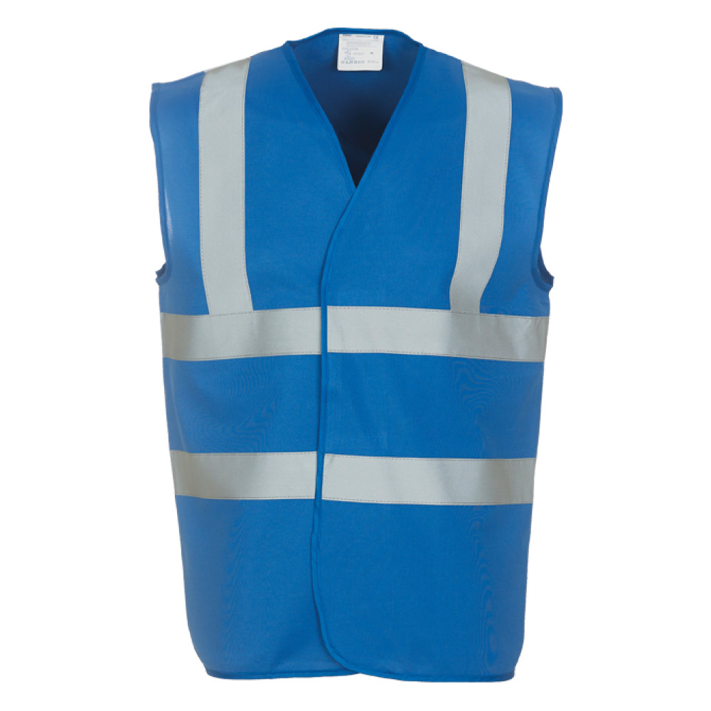 Royal Hi Vis Safety Vests