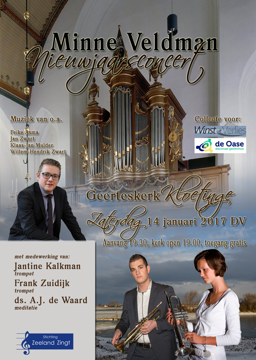 Flyer Orgelconcert