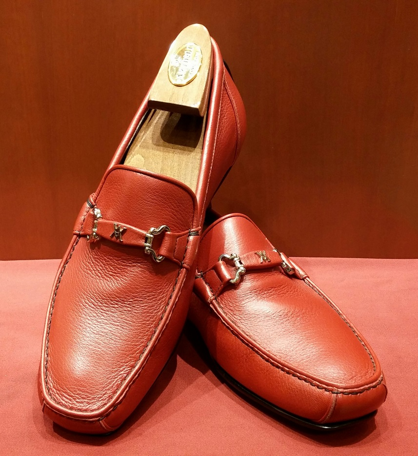 Loafer Model 663 Red