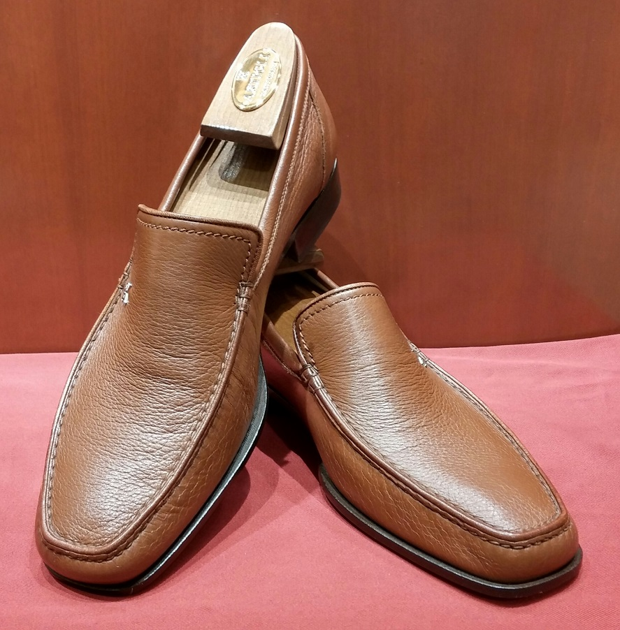 Loafer Model 563 Brown Deer