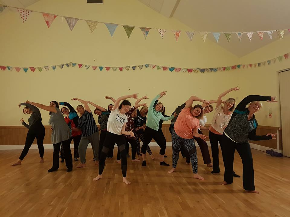 Ladies Wellbeing Qigong Workshop