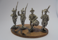 PRUSSIAN GRENADIER COMMAND VALMY