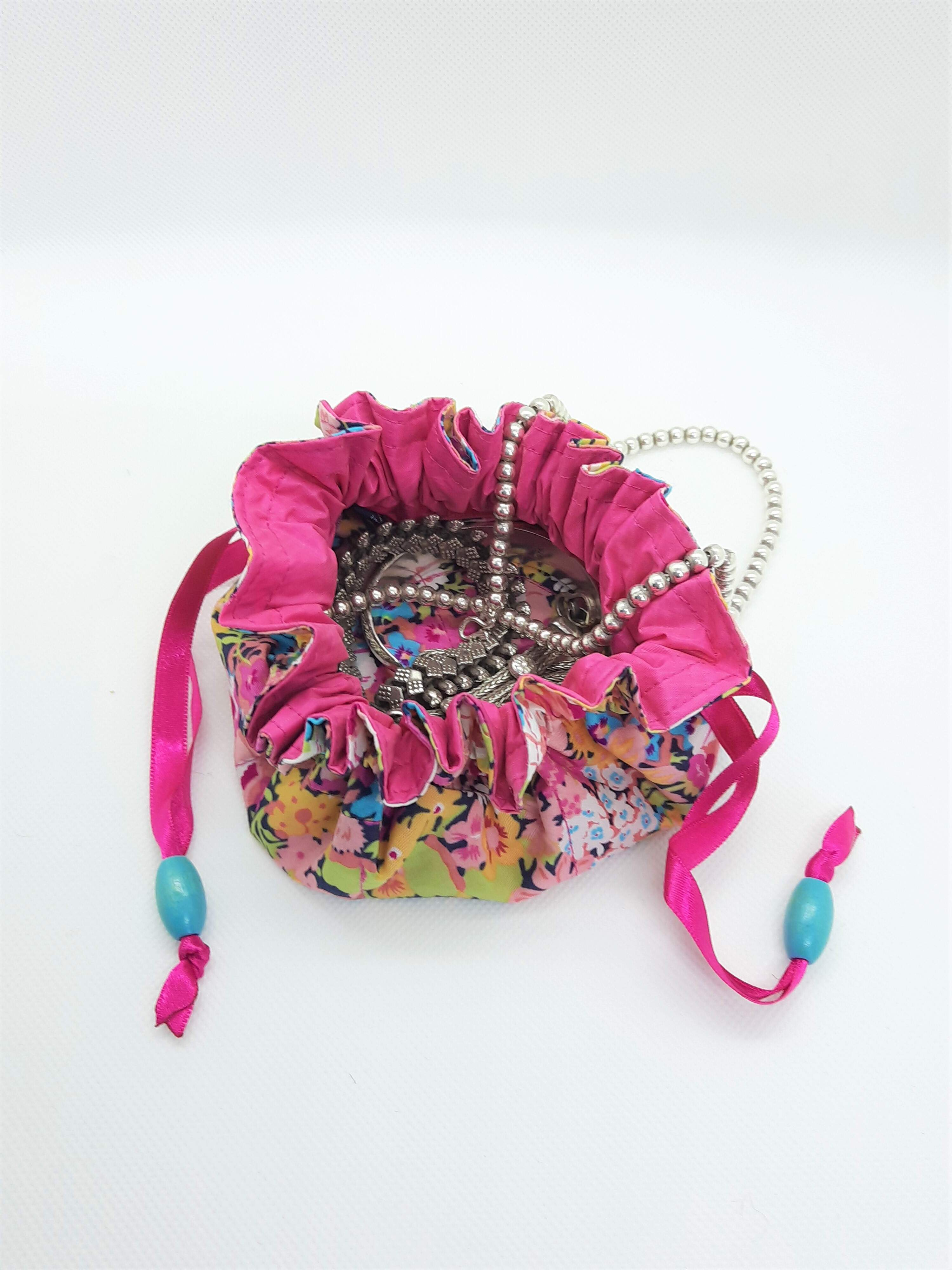 Jewellery Pouch in action!