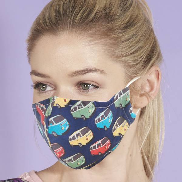 CAMPERVAN Eco Chic Reusable Face Cover