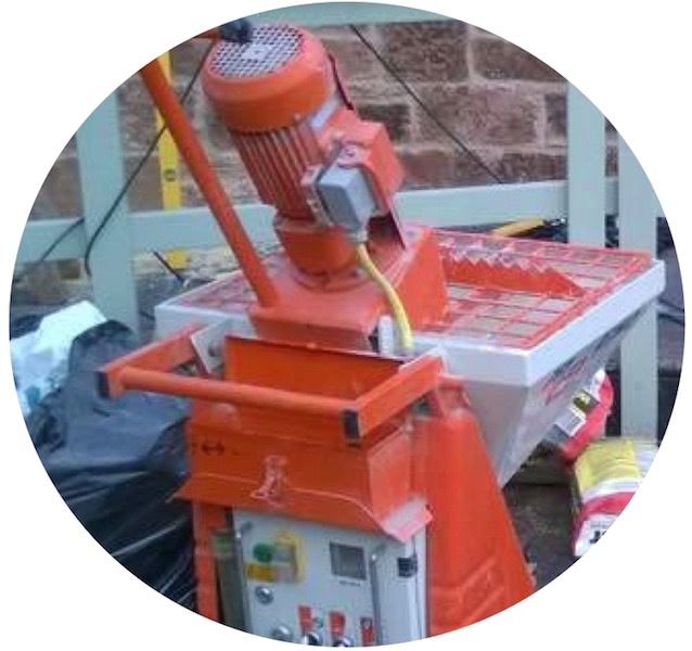 Machine Plastering Dumfries and Galloway