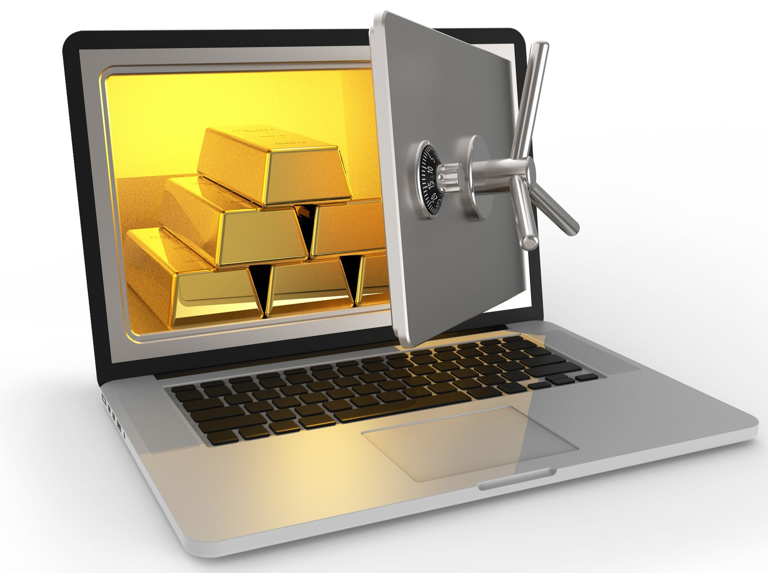 digital gold laptop3 iStock-629023912jpg