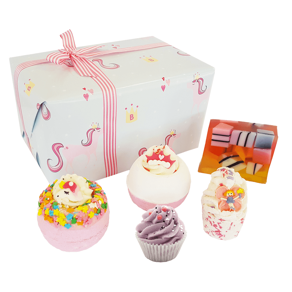 Sprinkle Of Magic Gift Pack by Bomb Cosmetics SALE ITEM